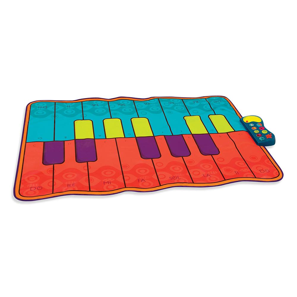 Piano géant Boogie Woogie Mat