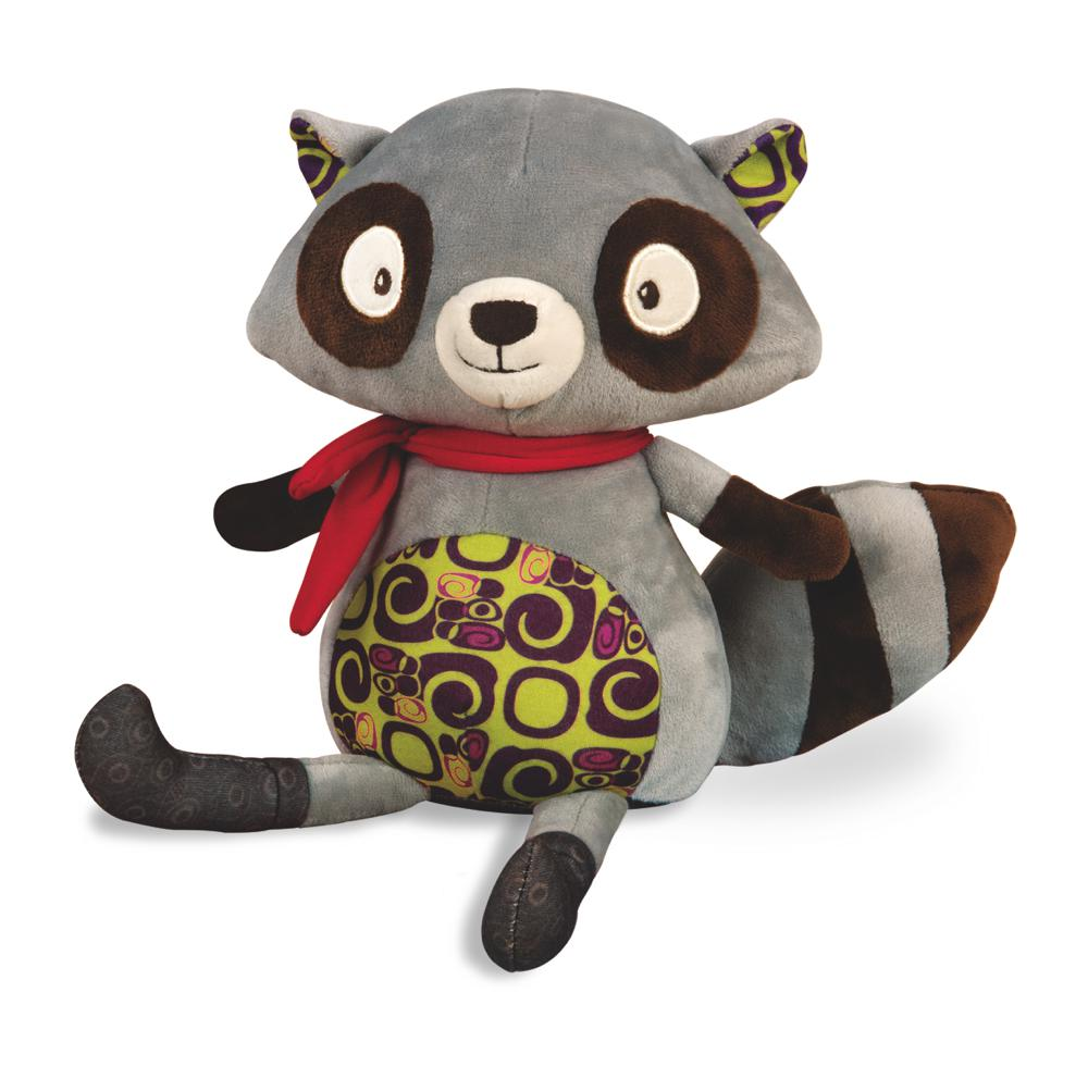 B.Lively - Happy Yappies Rascal the Racoon