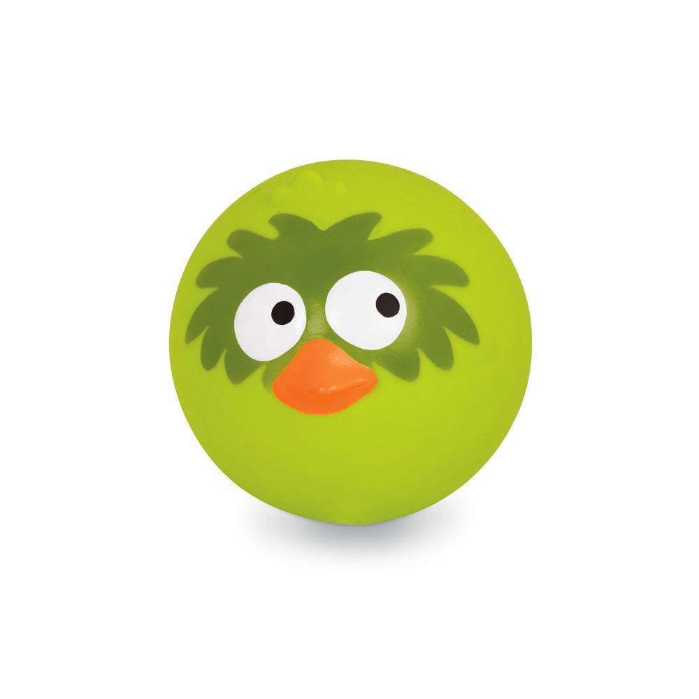 Ballon sonore Aniball Oiseau lime sonore