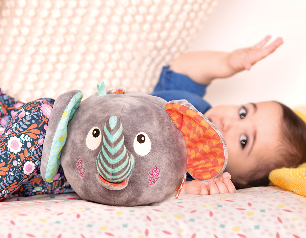 B.Baby - Funky Elephantabulous Ball