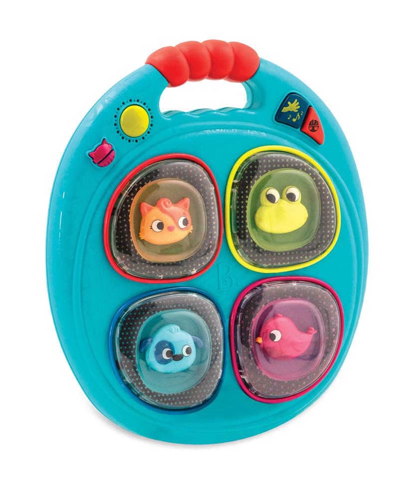 Portable lumières & sons Catch-A-Sound