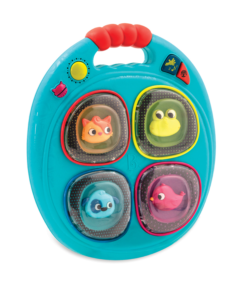 B.Musical -Portable Memory Game with Lights & Sound Catch-A-Sound