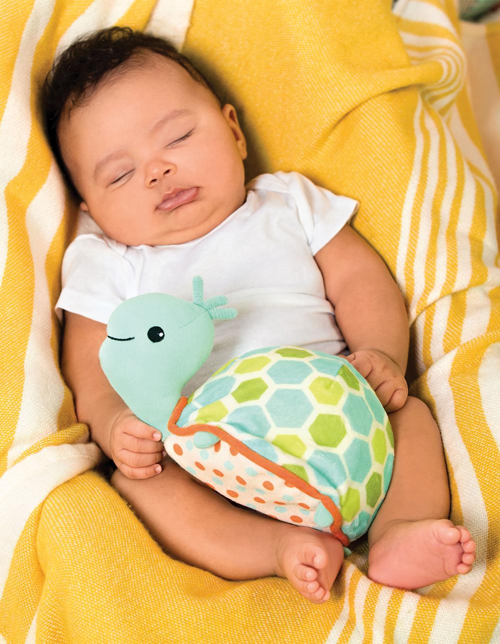 B.Baby - Shellé Glow zzzs Turtle