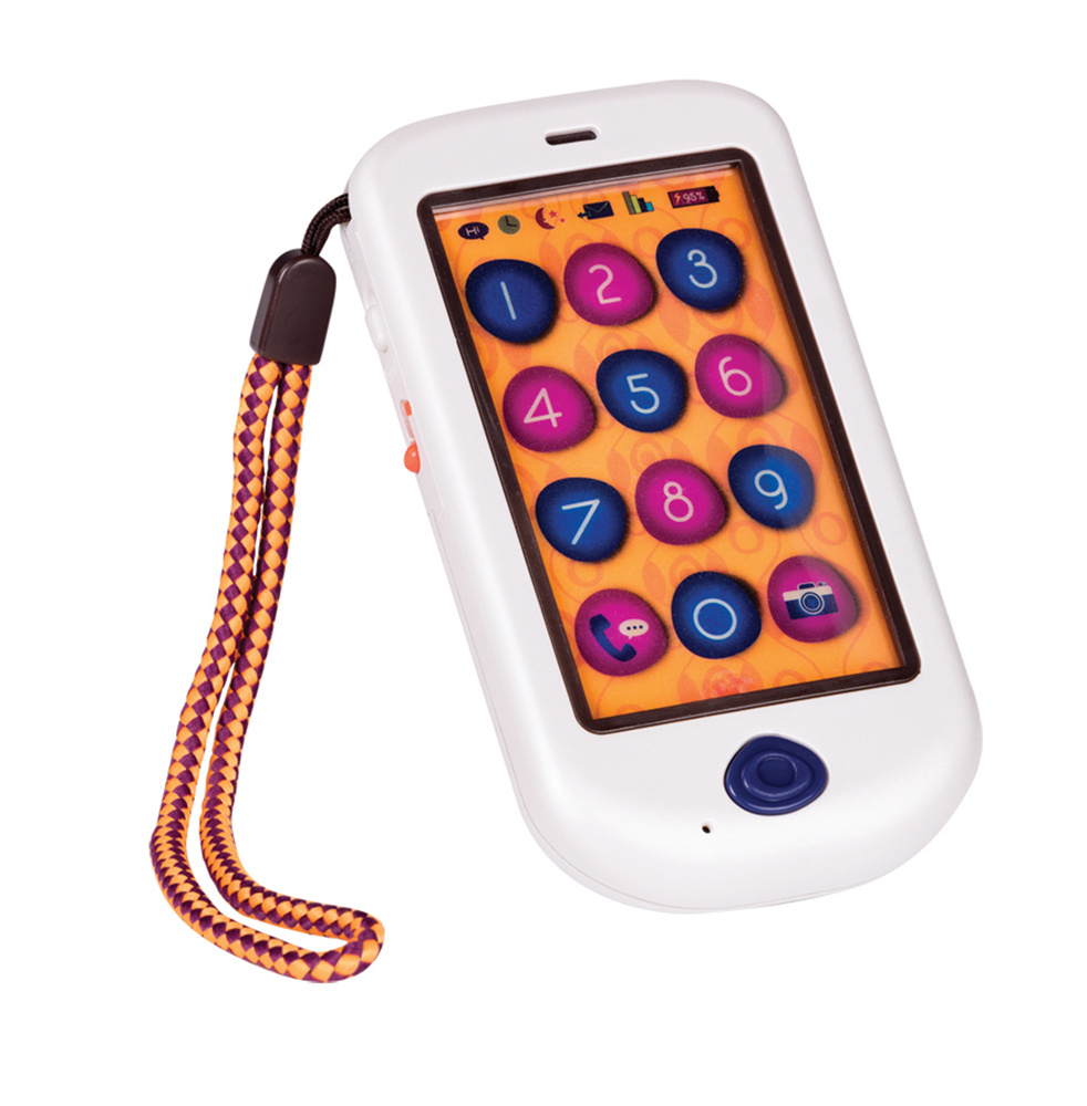 B.Lively - Touch Screen Hiphone, Pearl White English version