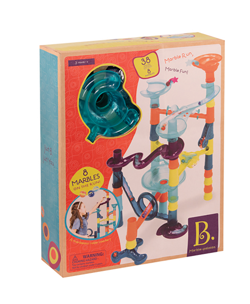 B.Creative - Marble Run Palooza