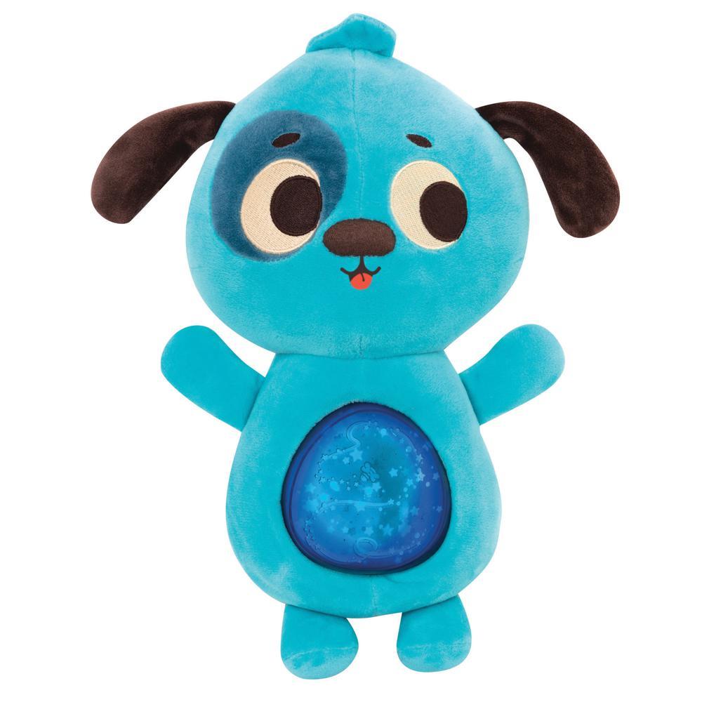 B.Musical - Twinkle Tummies - light-up plush dog