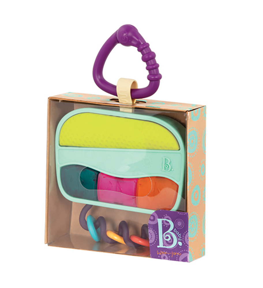 B.Baby - Baby Radio- Mint In Gift Box Wee Jams