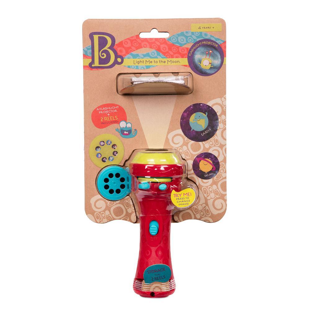 B.Toys - Flashlight Light me to the moon!-Red
