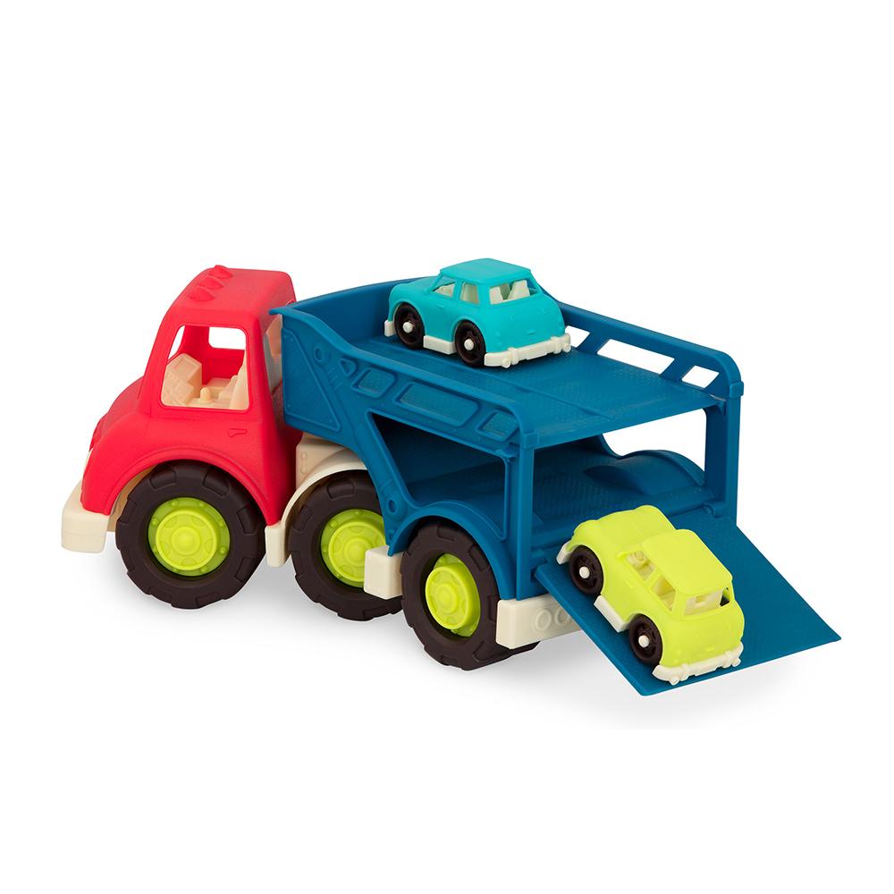 B. - Happy Cruisers Car Carrier
