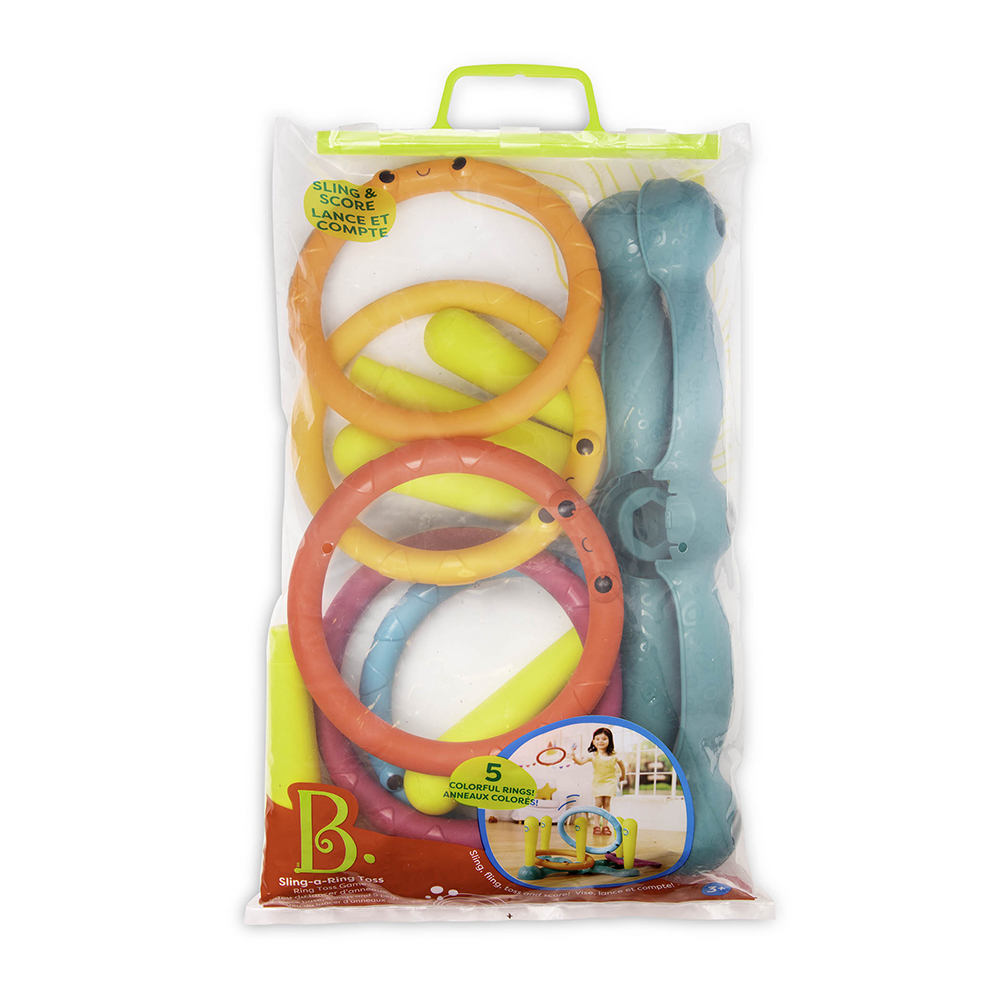 B. Active - Sling-a-Ring Toss