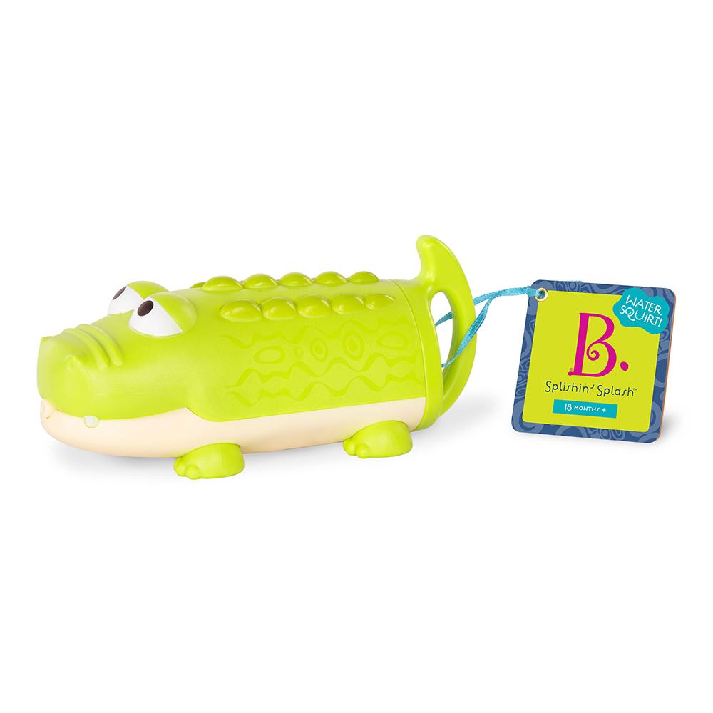 B.Summer - Crocodile water squirt Splishin' Splash