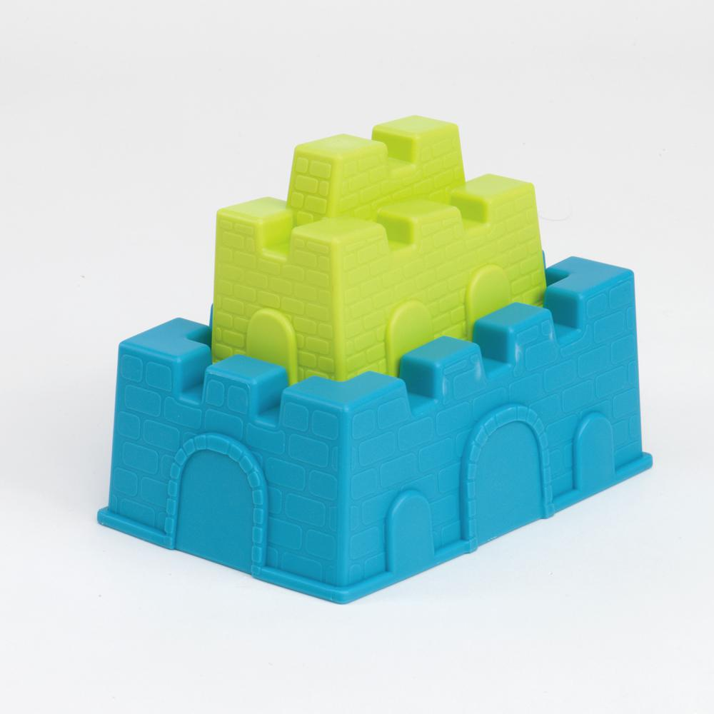 Castle molds assorted