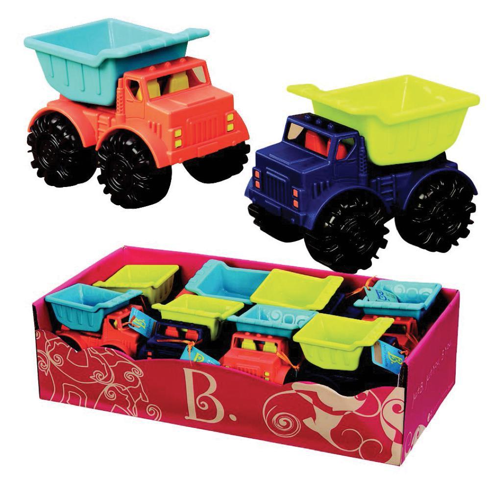 B. Active - Mini Truckette 10 cm assorted