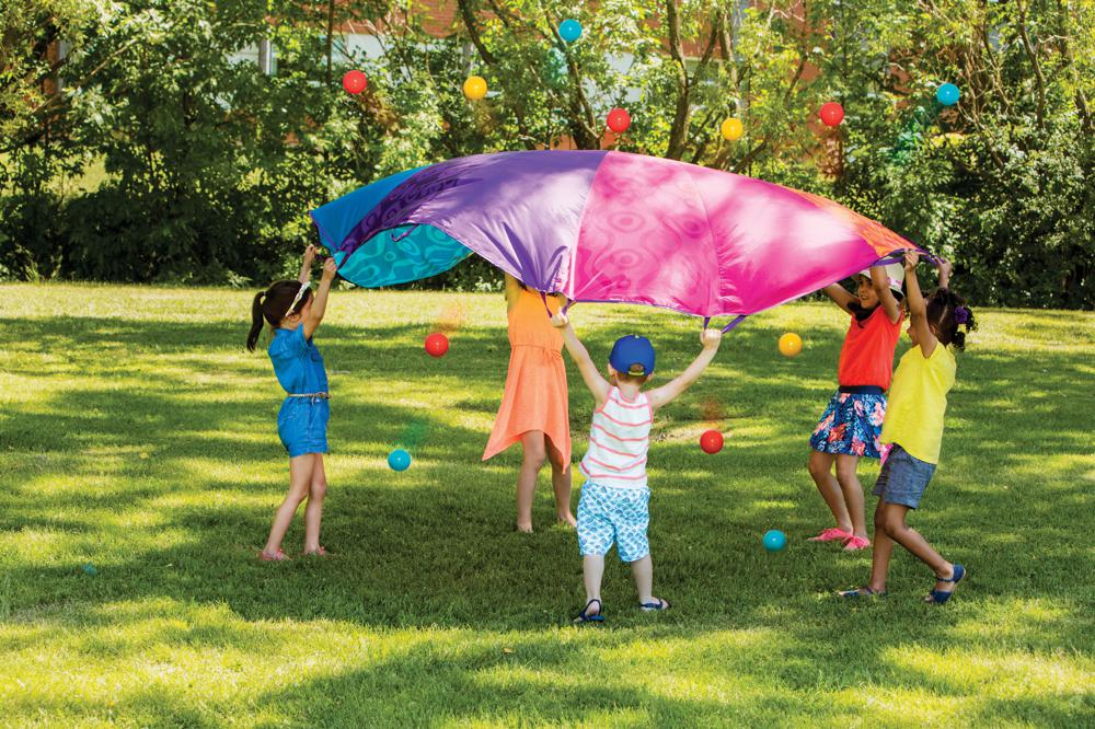 B.Active - Woo-Hue Parachute