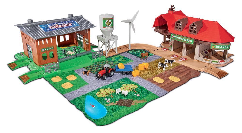 Majorette Creatix Farm Big Playset