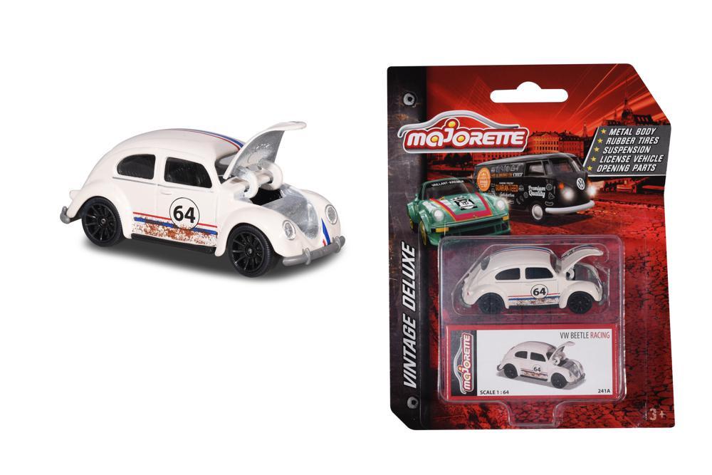 Majorette - Vintage deluxe cars assorted
