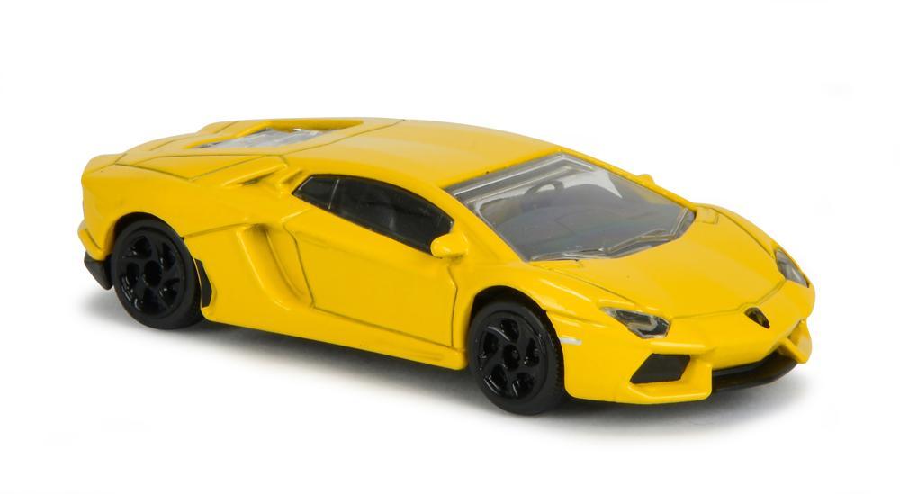 Majorette - 1:64 Cars 3 pieces set assorted