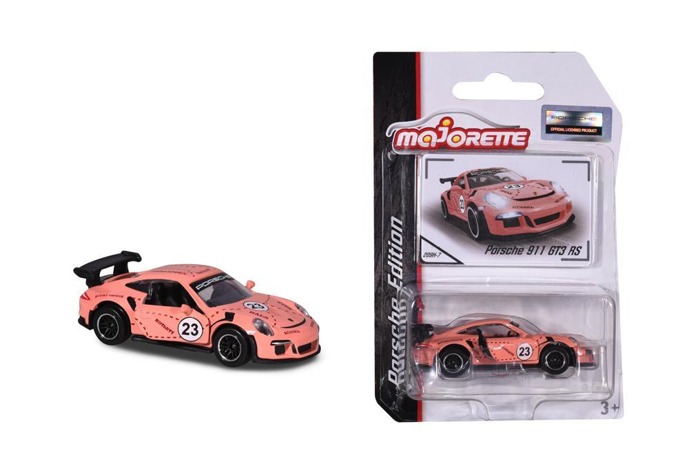 Majorette - 1:64 Porsche Premium cars assorted