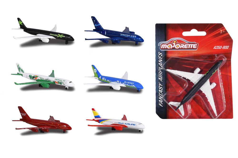 Majorette Avion assortis