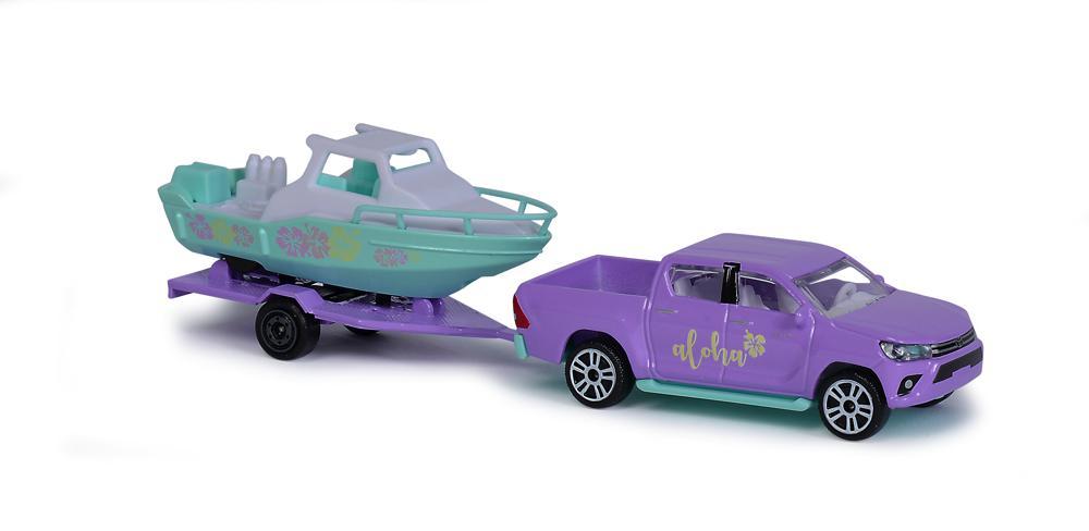 Majorette - Girlmazing Trailer car assorted