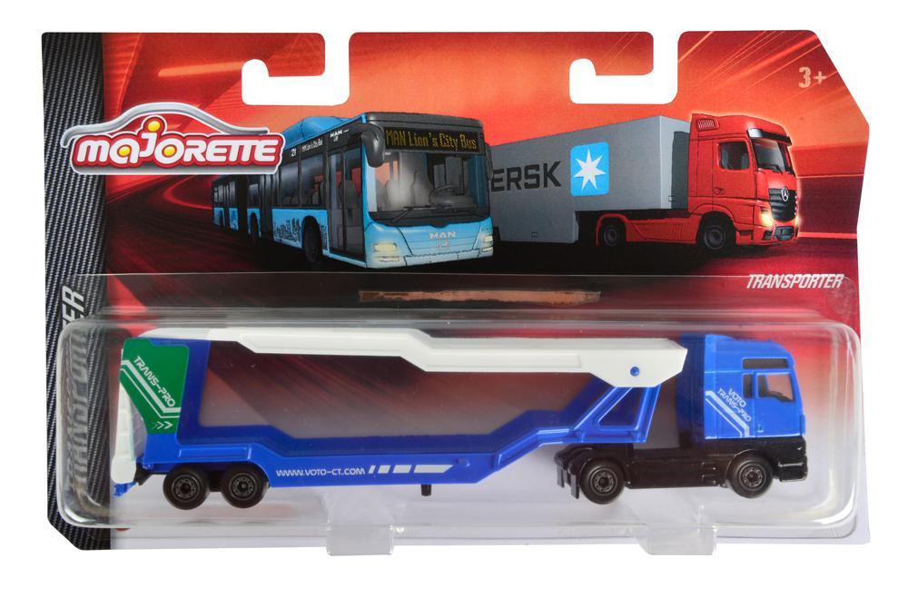 Majorette Transporteur 20 cm 9 modèles assortis