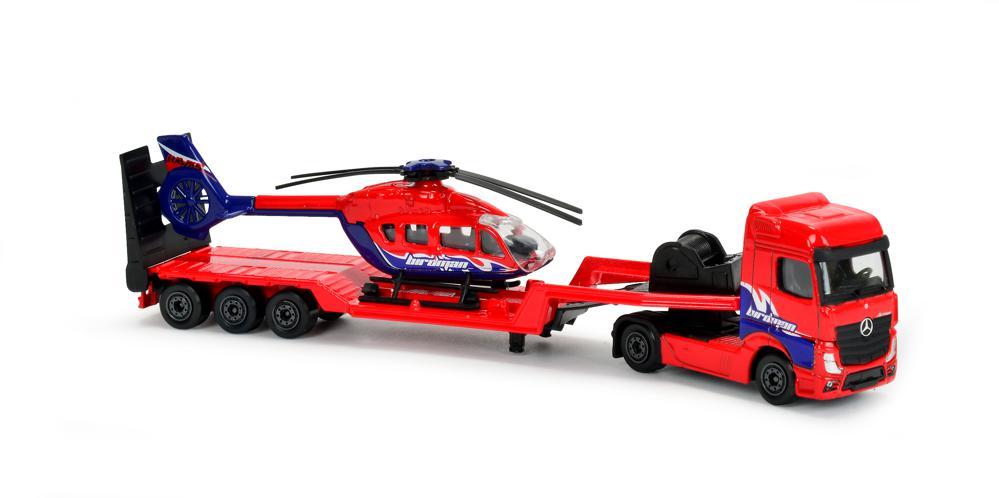 Majorette - Transporter 20 cm assorted