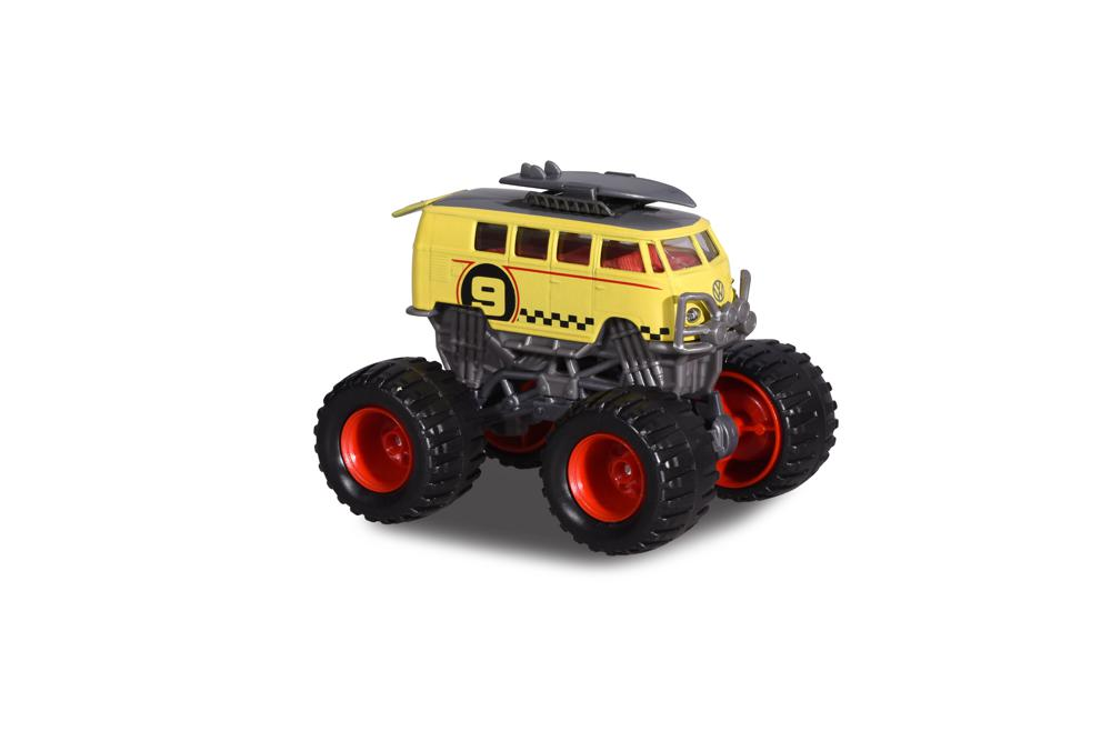 Majorette - 1:64 Monster Rockerz assorted