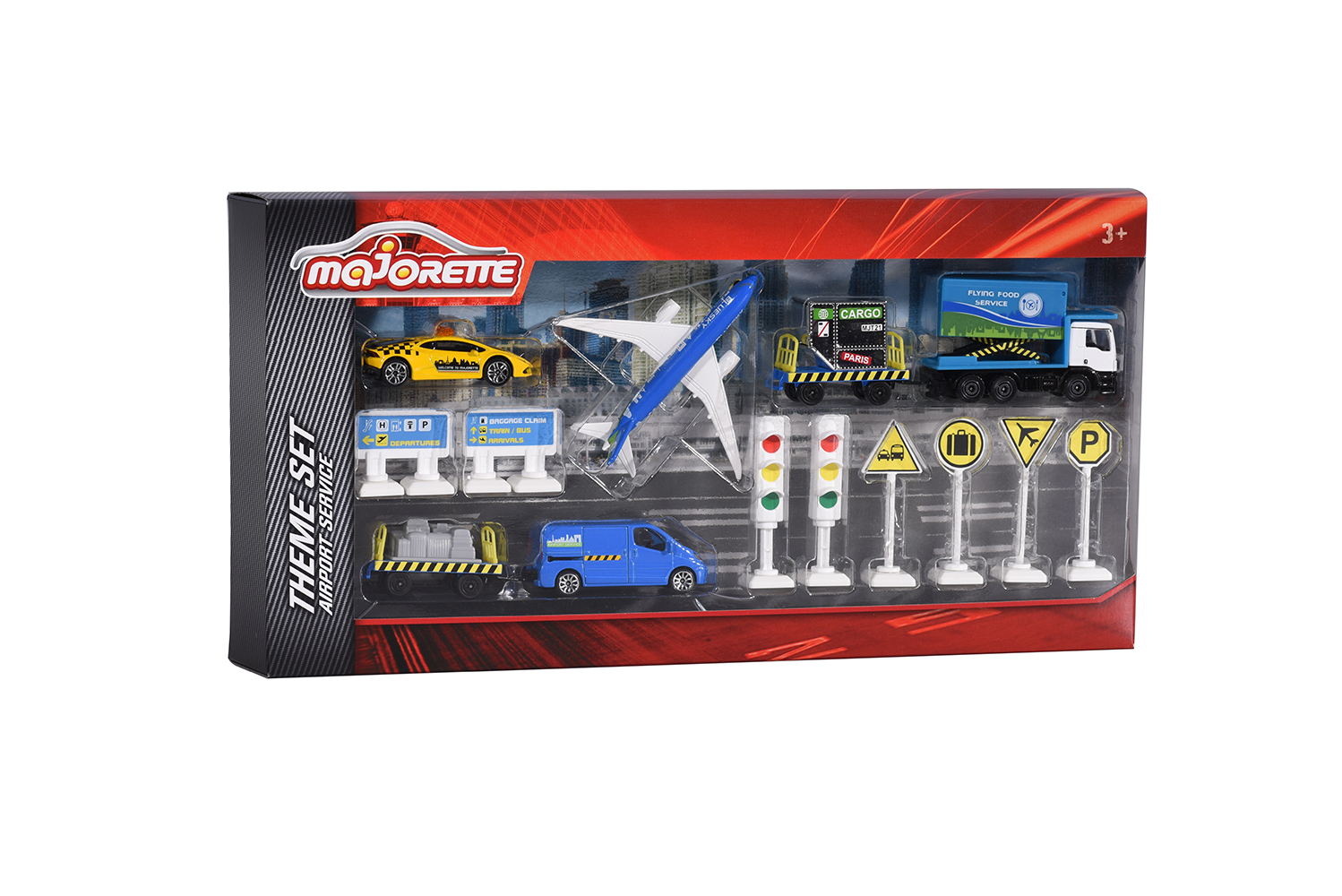 Majorette Airport Big Playset