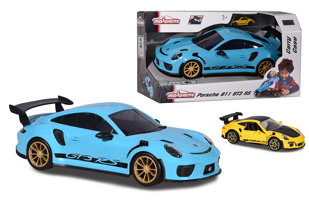 Majorette - Porsche 911 GT3 RS Carry case