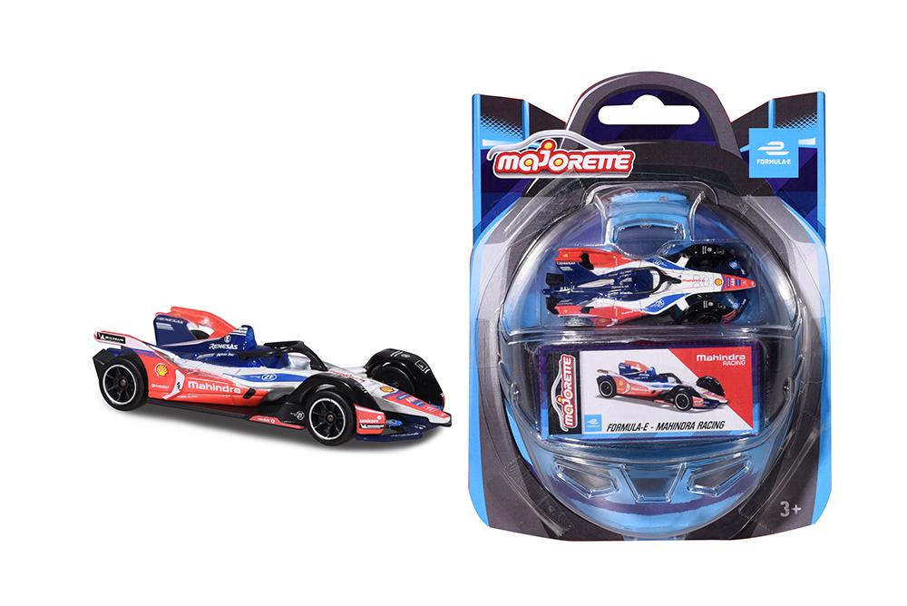 Majorette - Formula-E Deluxe car assorted