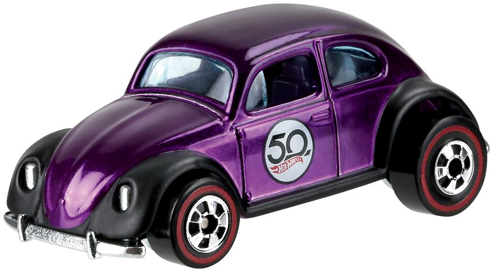 Hot Wheels voiture 50e anniversaire assortie