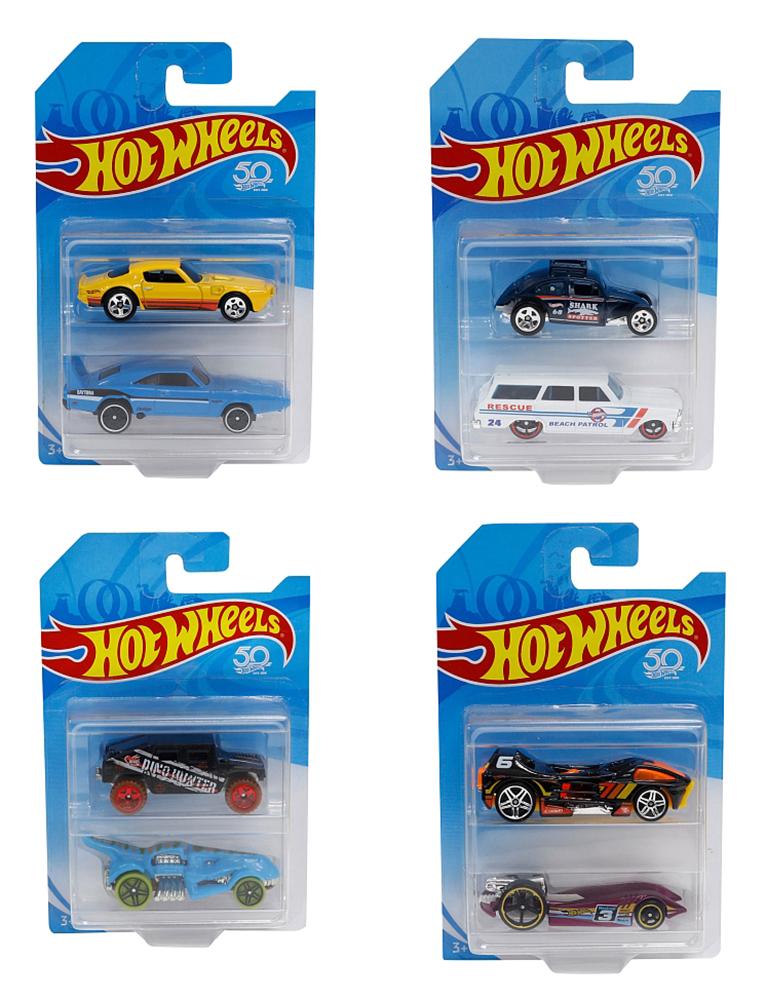 Hot Wheels - Die cast car 2  assorted