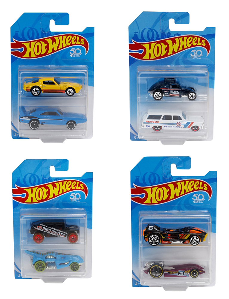 Hot Wheels - Die cast car 2  assorted