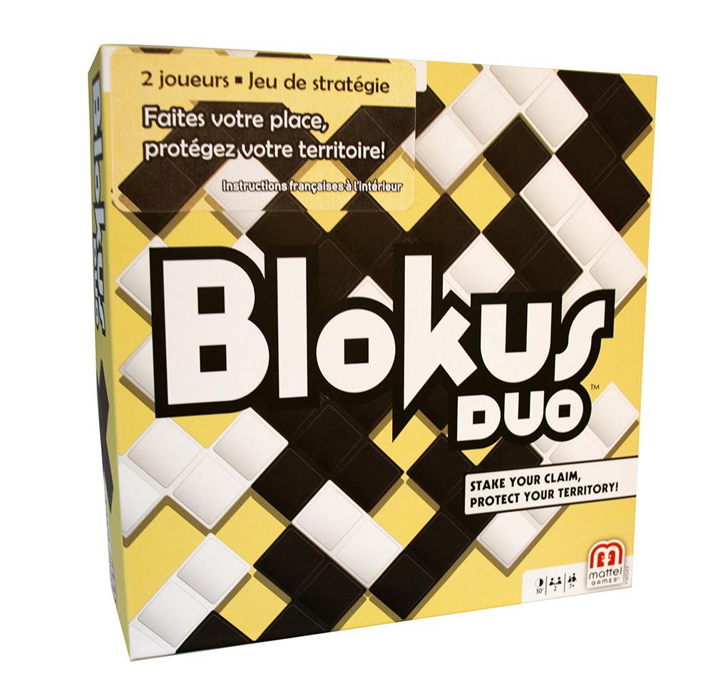Blokus Duo jeu