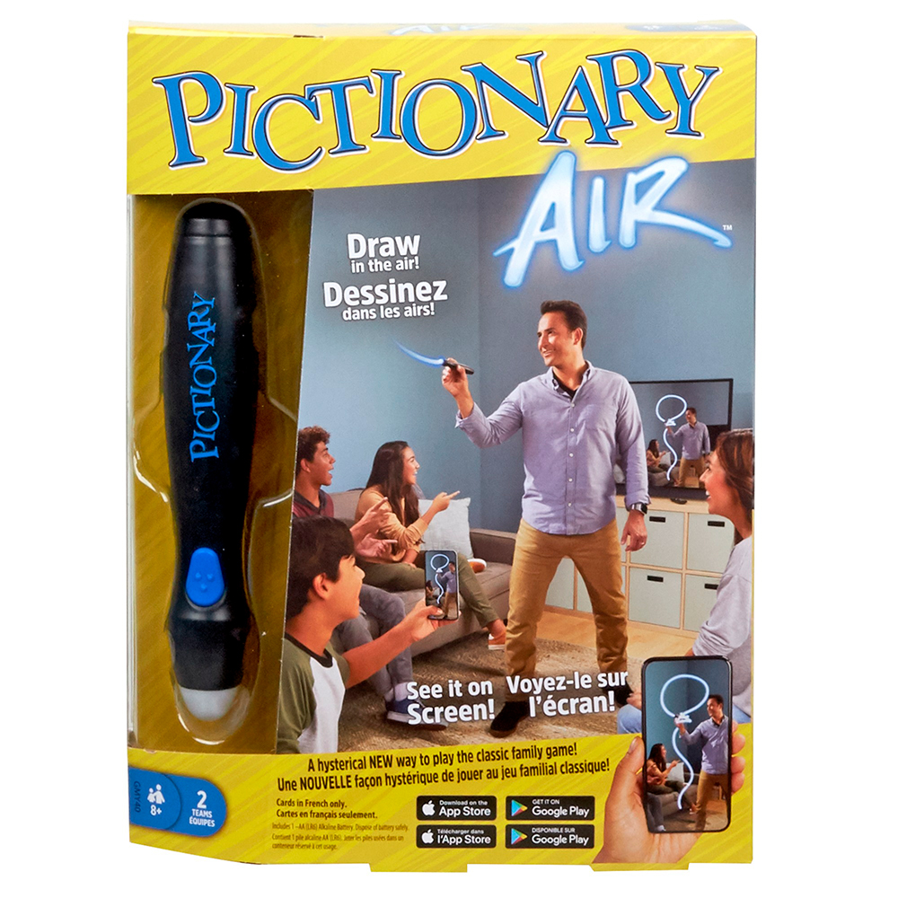 Game Pictionary Air French version
