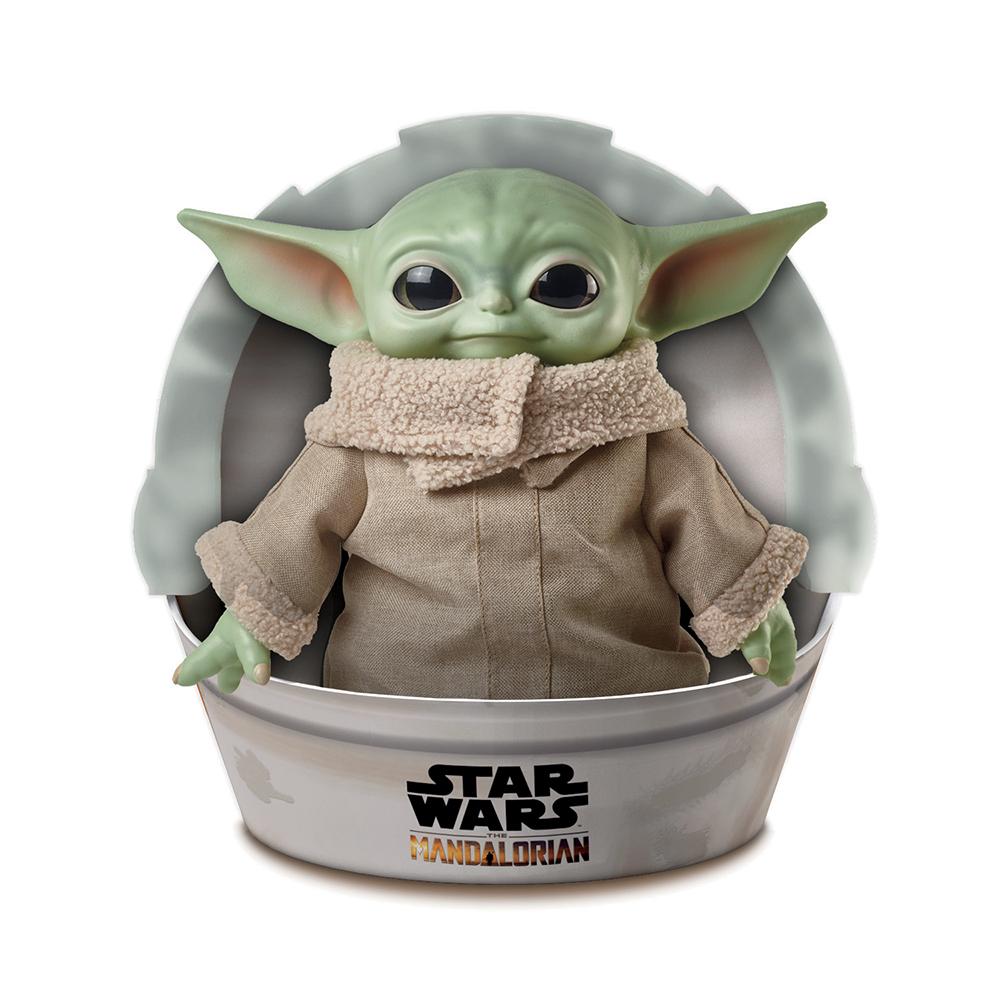 Star Wars Baby Yoda 11 plush (available June 19th)