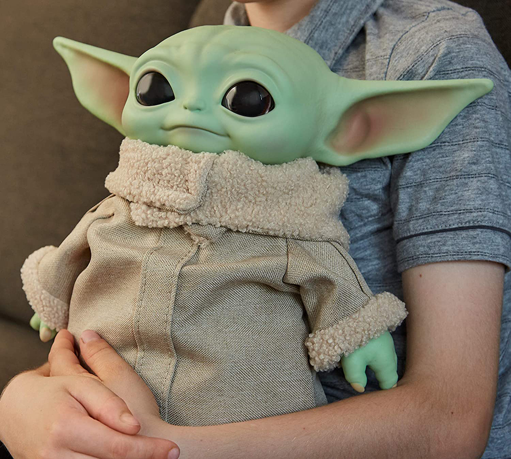 Star Wars Baby Yoda 11 plush