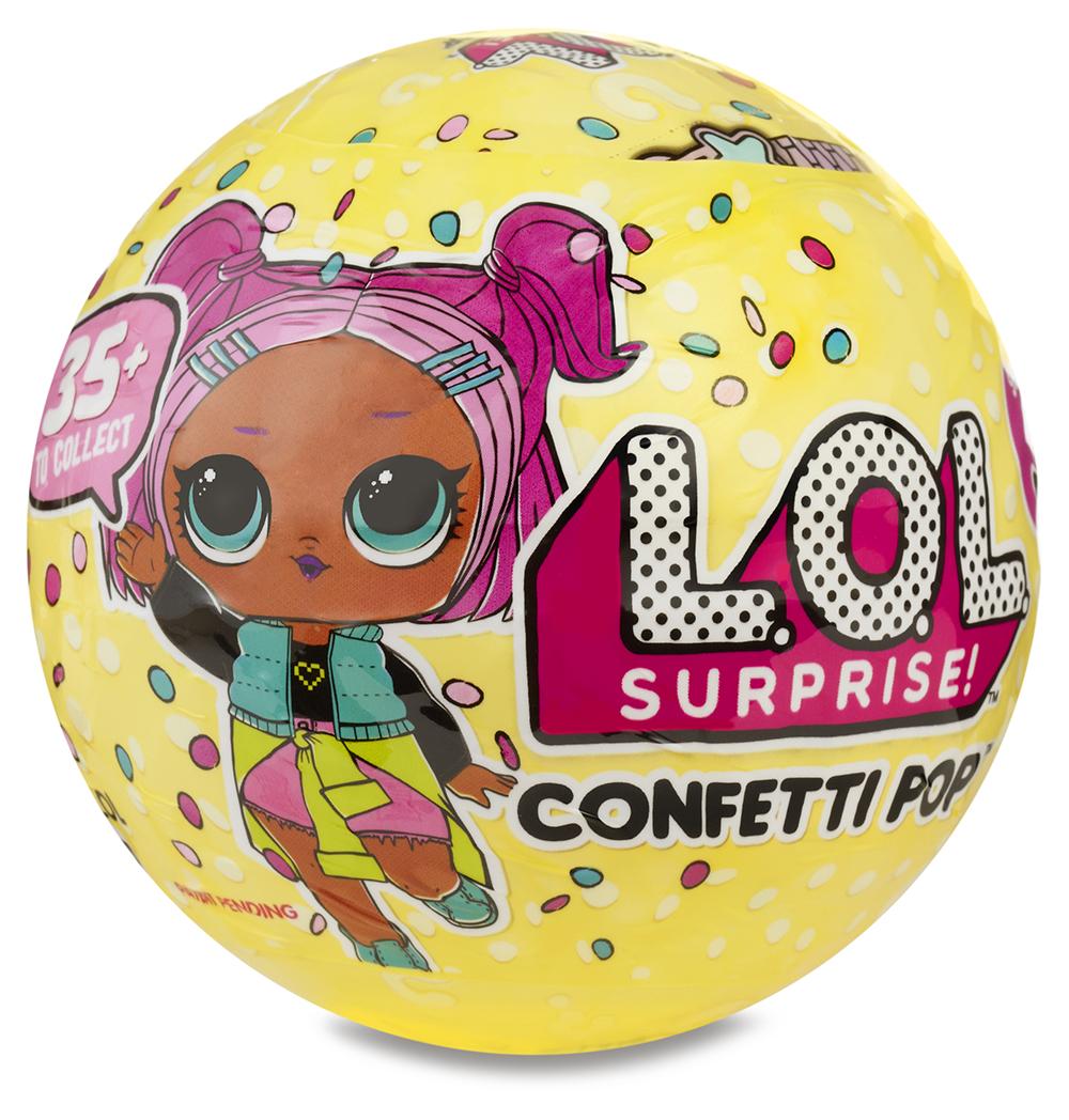 L.O.L. Poupée surprise Confetti assortie serie 3-1