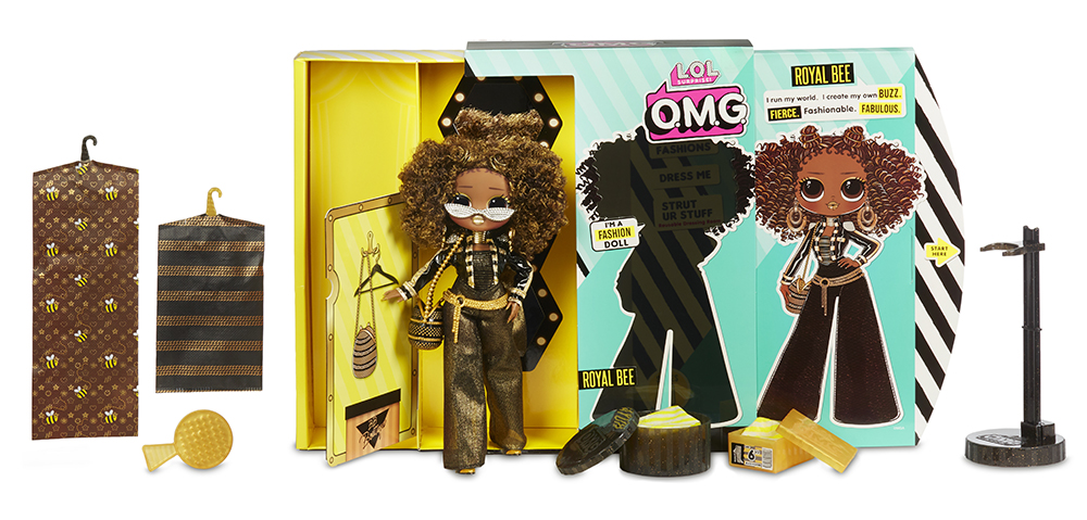 L.O.L. Surprise! - OMG Doll Serie 3 assorted