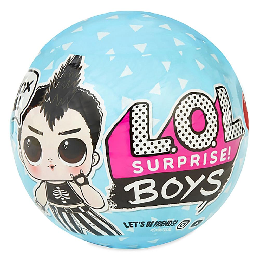 L.O.L. Surprise! - Boys assorted