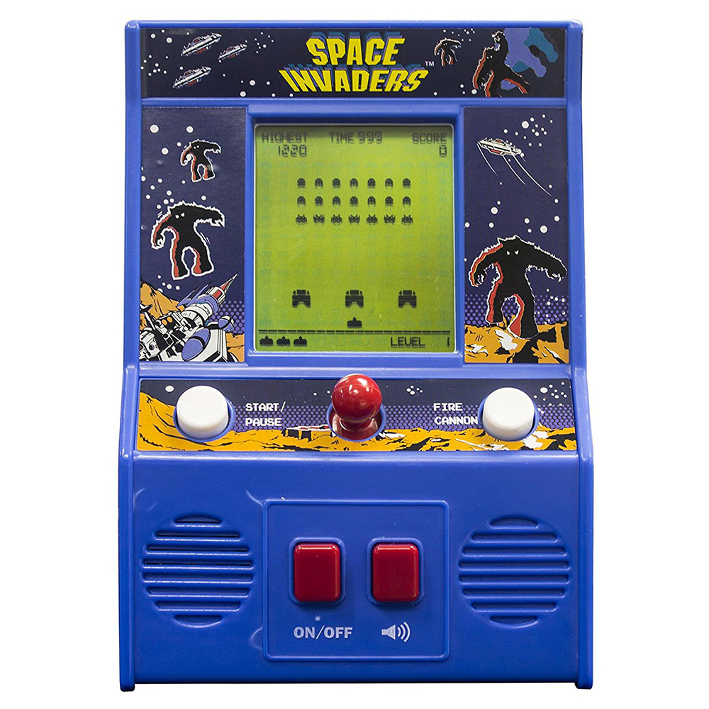 Mini Arcade Game - Space Invaders