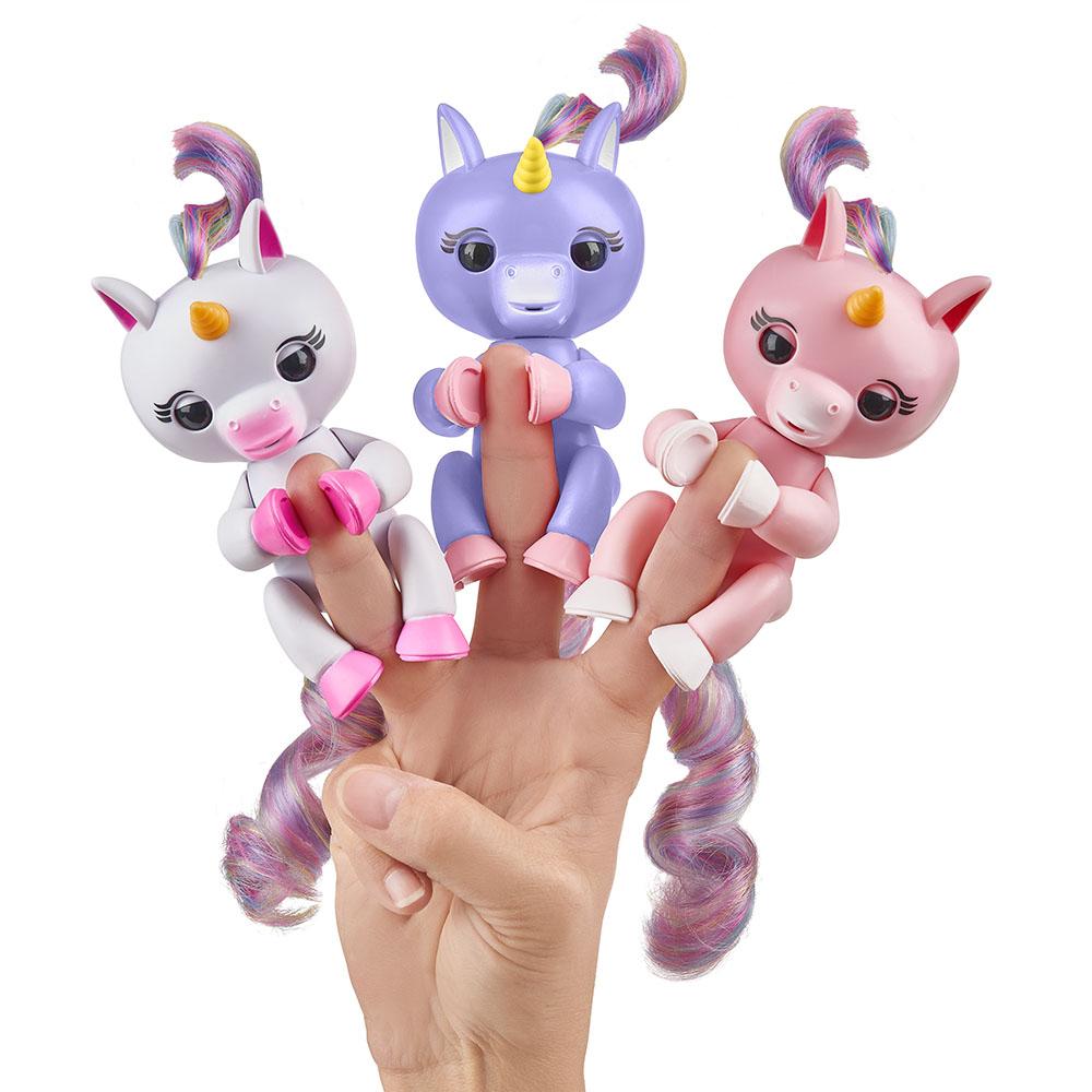 Fingerlings Bébé licorne assortis