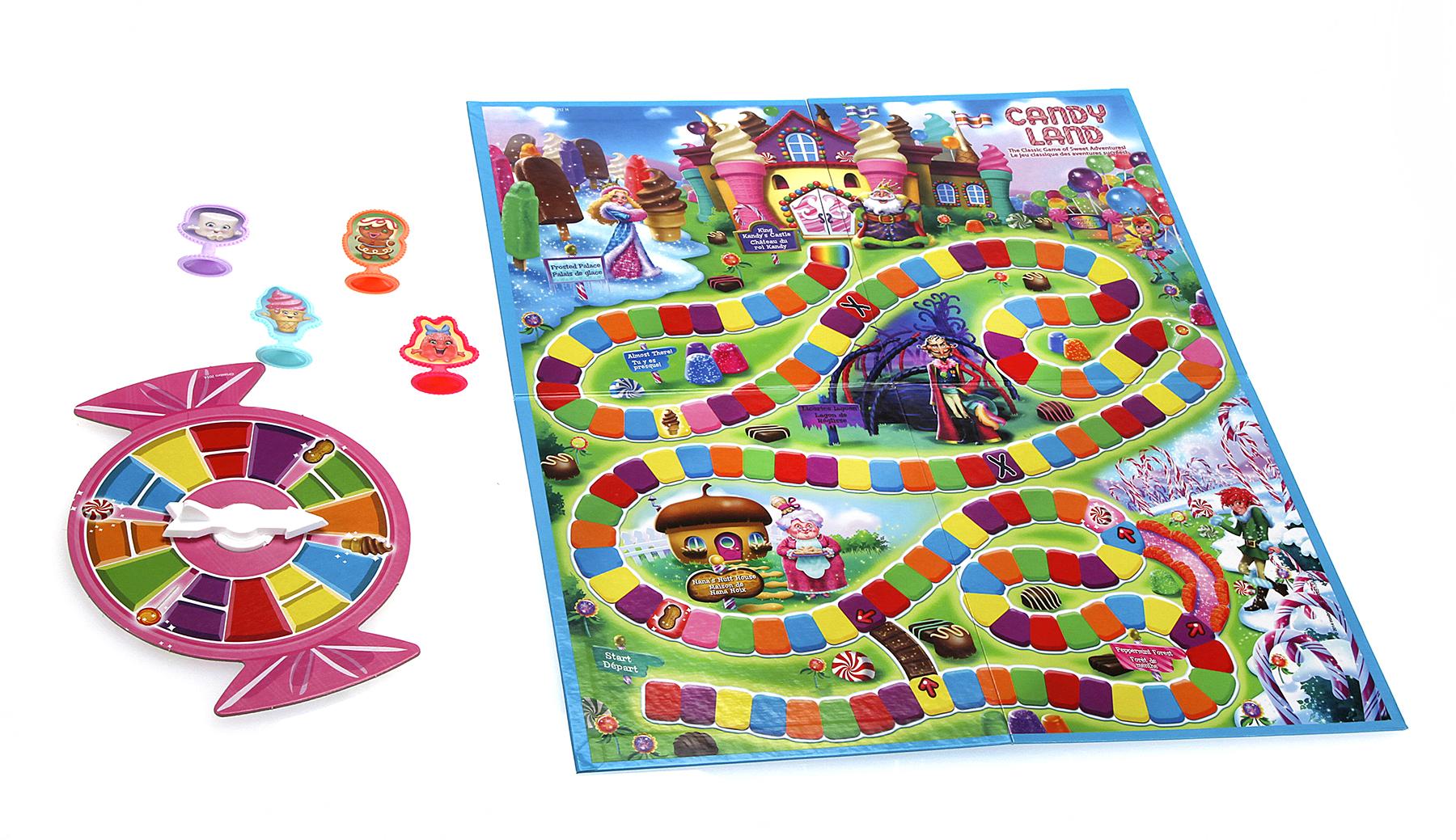 Game Candyland Refresh