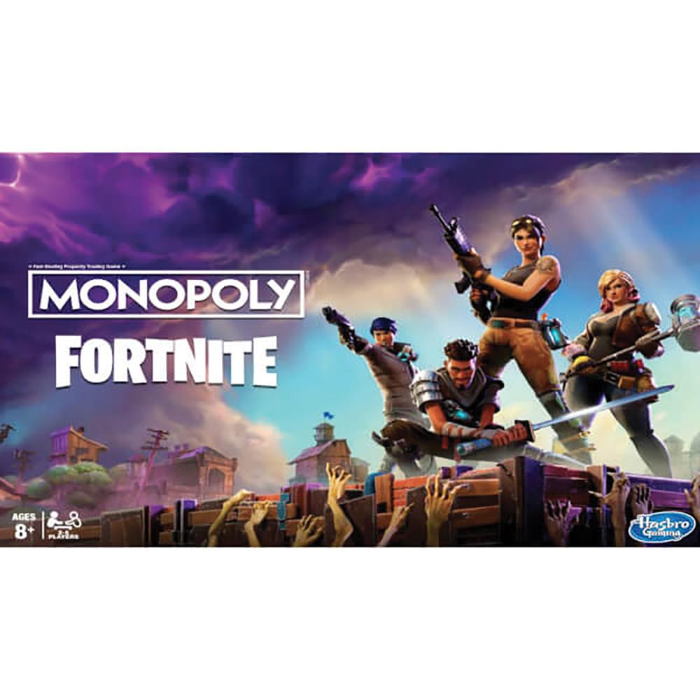 Game Monopoly - Fortnite