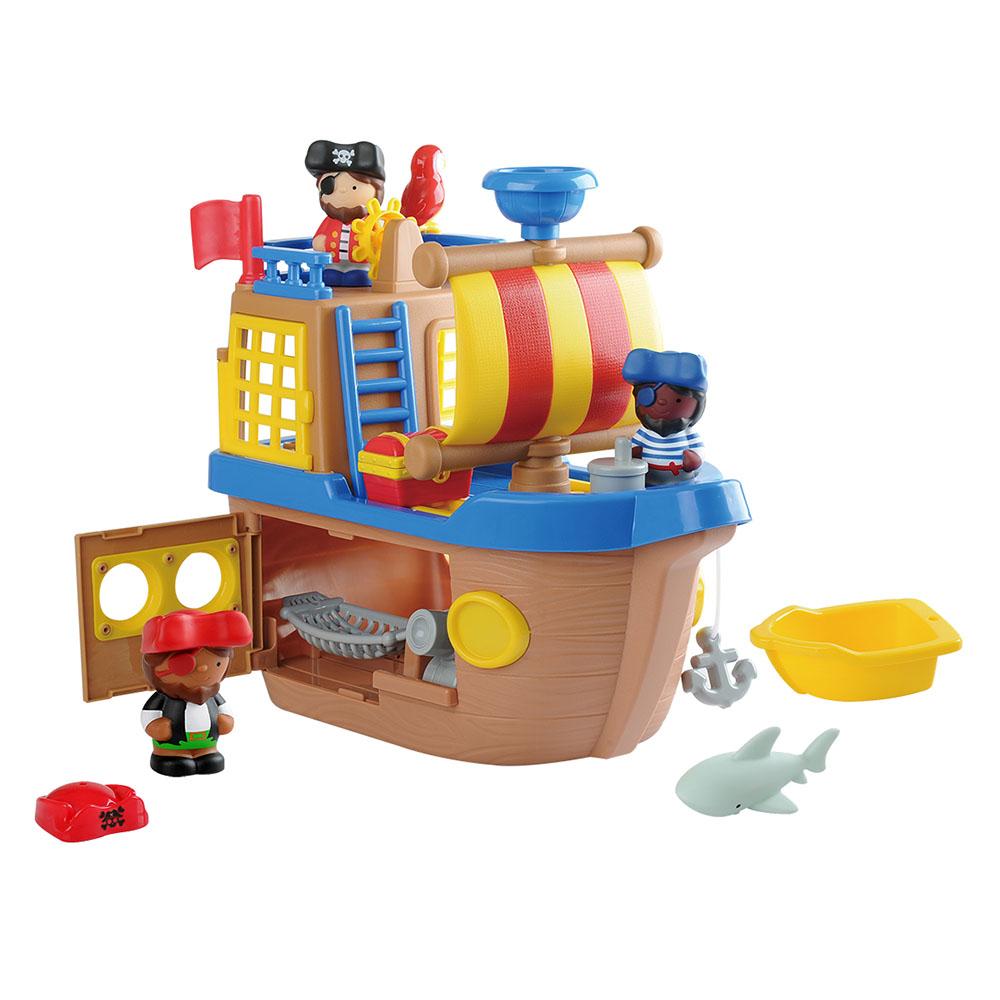 Happy Collection-Bateau de Pirate