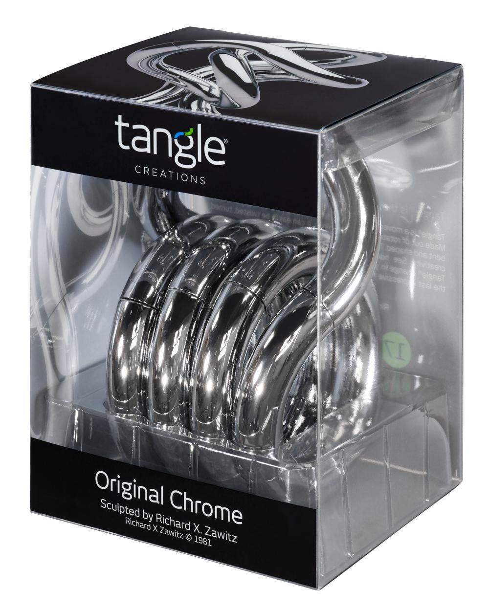 Tangle Original Chrome
