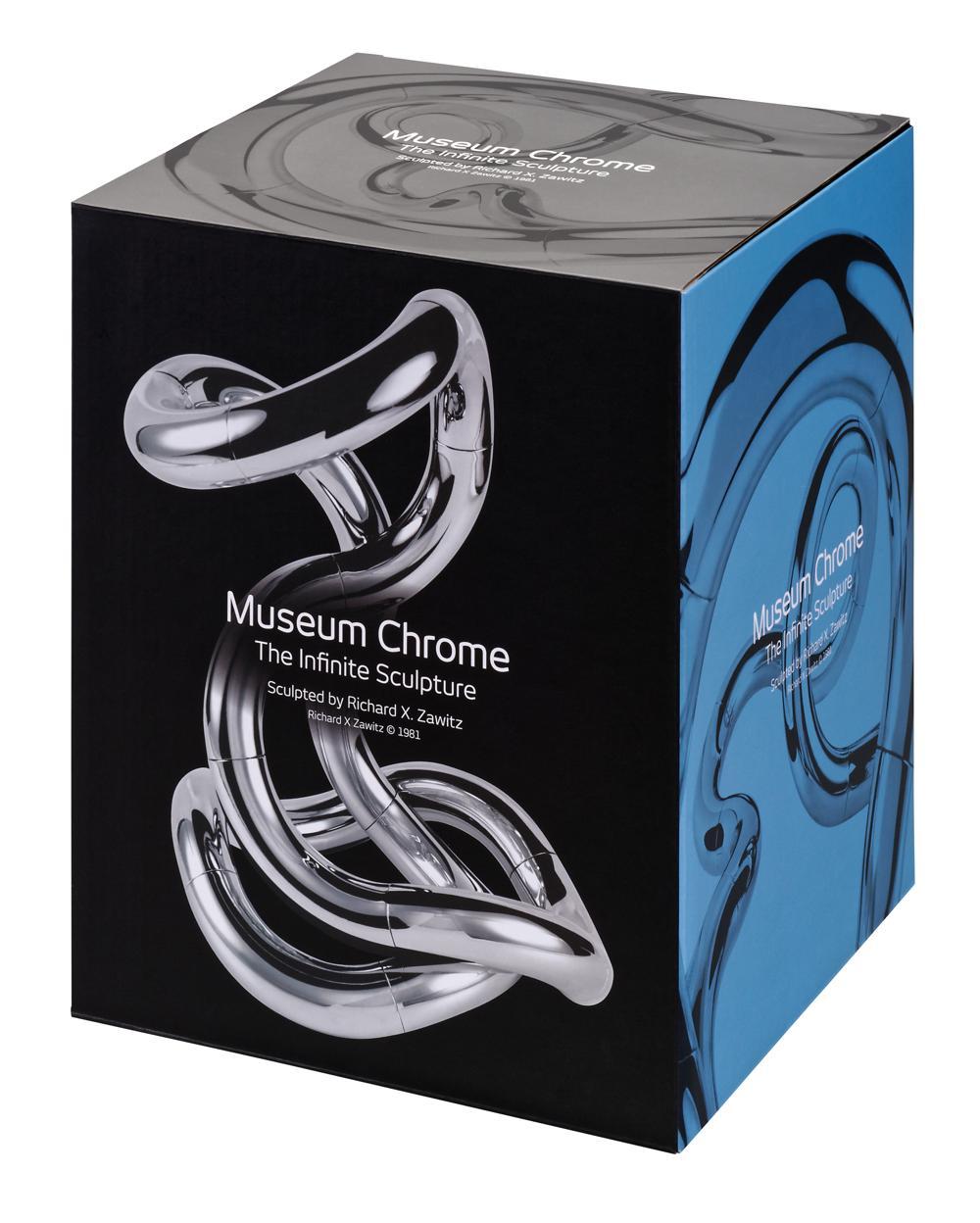 Tangle Museum Chrome