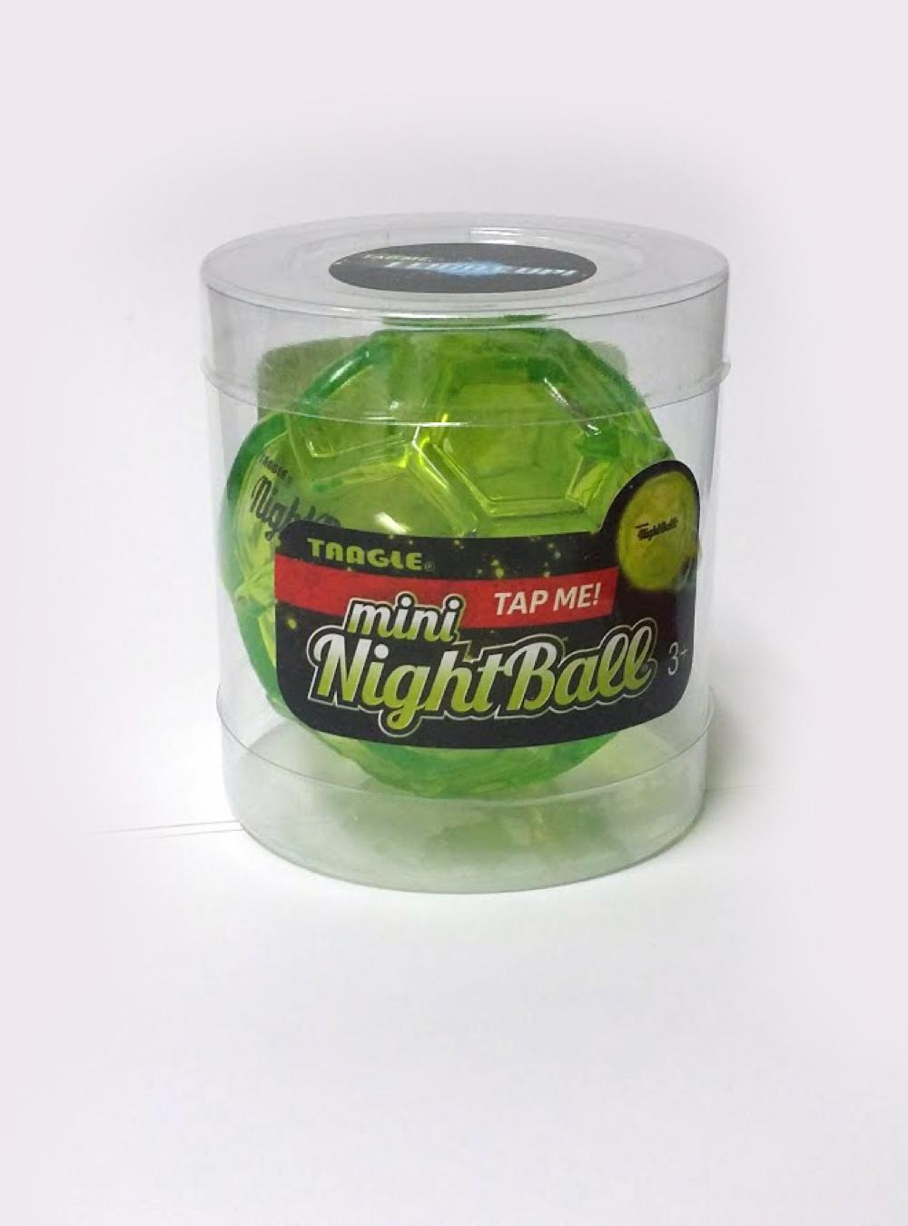 Tangle Mini balle lumineuse assorties