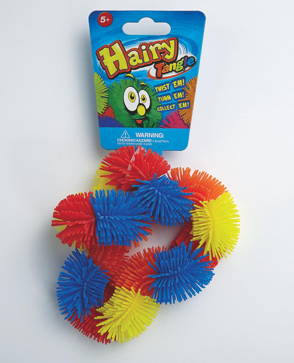Tangle Jr. Hairy assorted