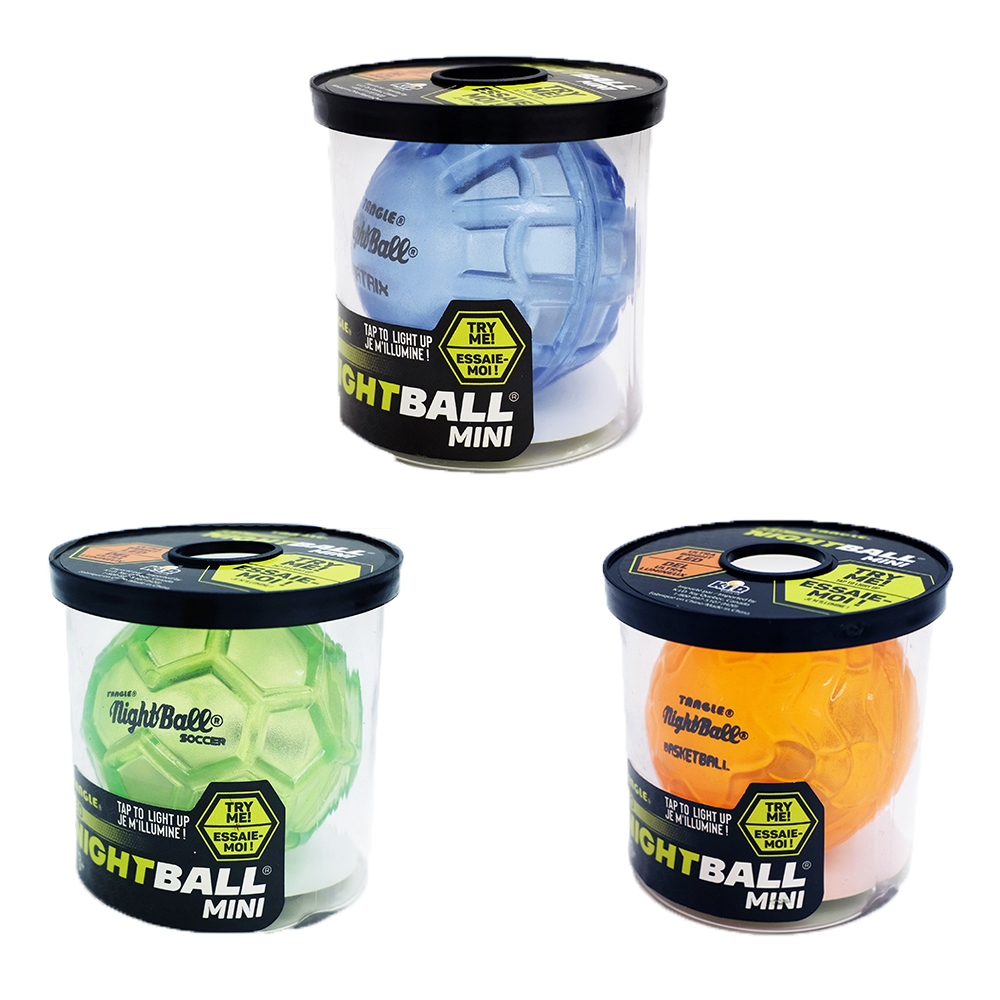 Tangle - Mini LED Nightball assorted